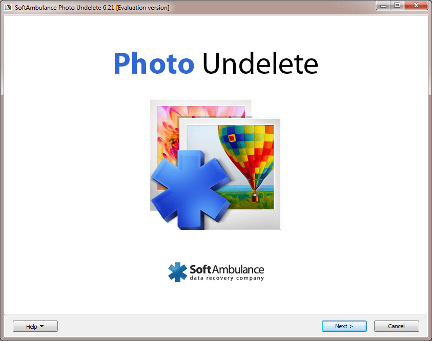 Recover deleted digital pictures
