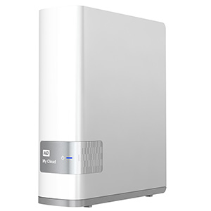 WD My Cloud data recovery